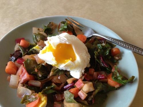 Chard_breakfast