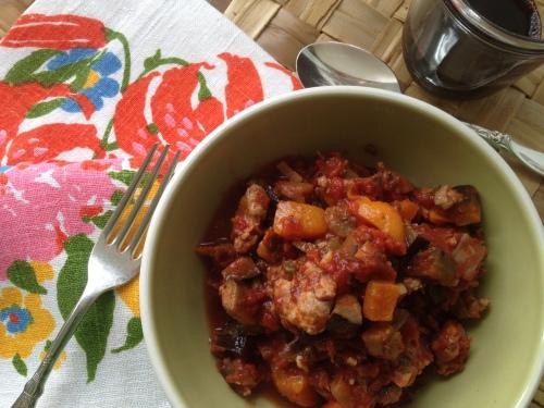 Sweet italian casserole (2)